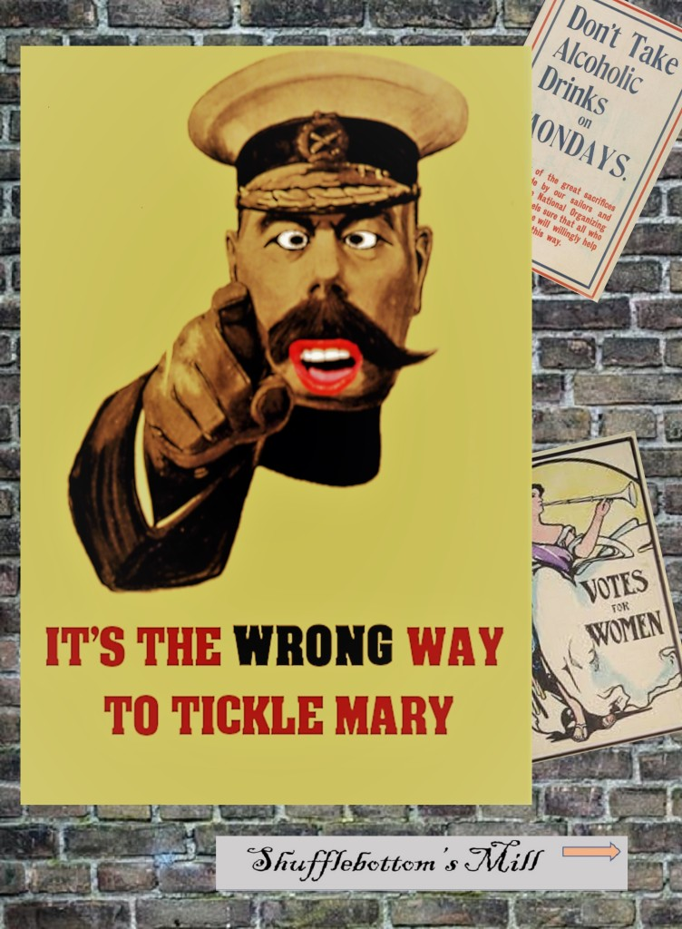 It's The Wrong Way To Tickle Mary