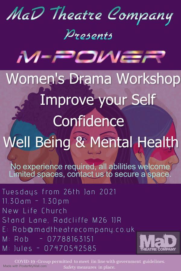 Women's Drama Workshop - Radcliffe